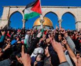 معركة القدس على المستويين الرسمي والشعبي