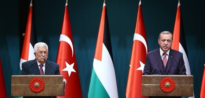 الآفاق المستقبلية للدور التركي في القضية الفلسطينية