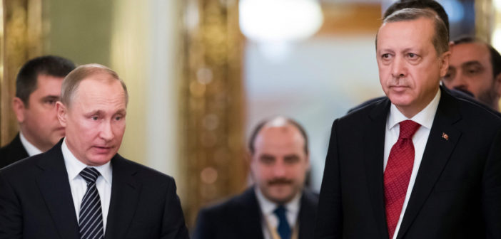 """حول """"المحور"""" التركي – الروسي المزعوم"""
