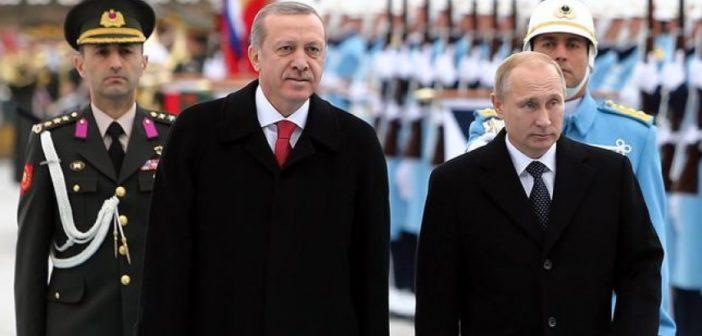 تركيا بين روسيا وحلف الناتو