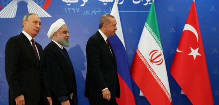 هل فعلاً فشلت قمة طهران بخصوص إدلب؟