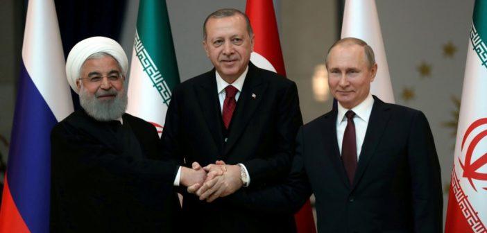 قمة طهران الثلاثية ومصير إدلب