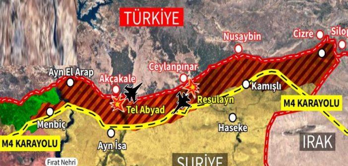العملية العسكرية التركية في شمال سوريا: نطاقها وأهدافها وردات الفعل عليها