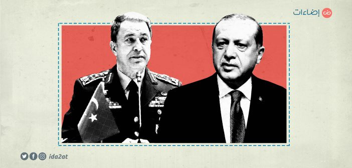 خلوصي أكار: همزة الوصل والفصل بين الجيش والسياسة في تركيا