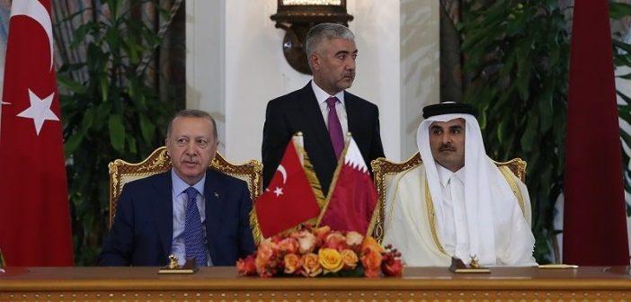 اردوغان في قطر: رسائل بعدة اتجاهات