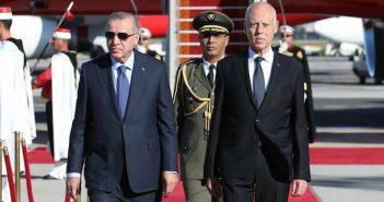 اردوغان في تونس: دلالات التوقيت