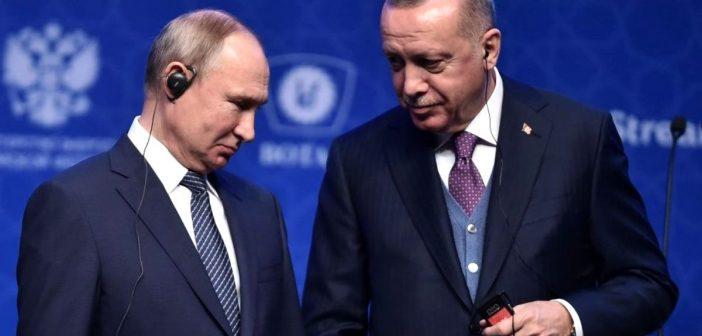 التعاون التركي – الروسي يخطف الأضواء من أوروبا في ليبيا