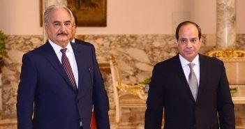 هل تدخل مصر ليبيا وتواجه تركيا؟