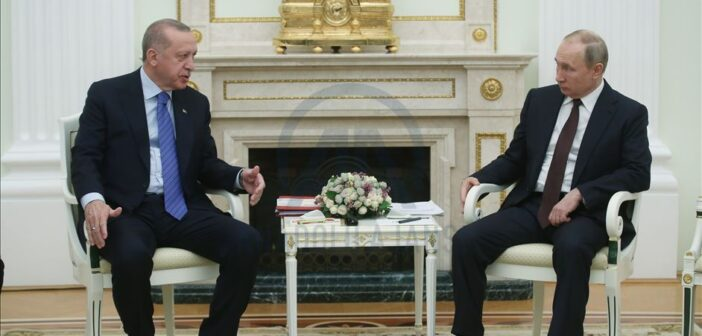 قمة بوتين – أردوغان: ما الجديد؟
